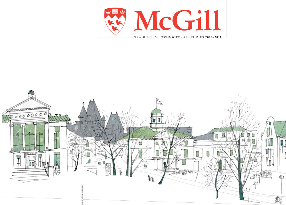 McGill School of Graduate and Postdoctoral Studies